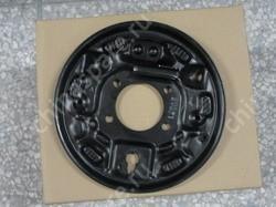 Rear braking bottom board, l BYD F0