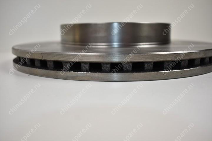 диск тормозной передний lf x50