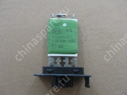Резистор печки f0 BYD F0