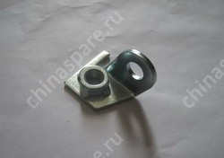 Cylinder cover plate BYD F0