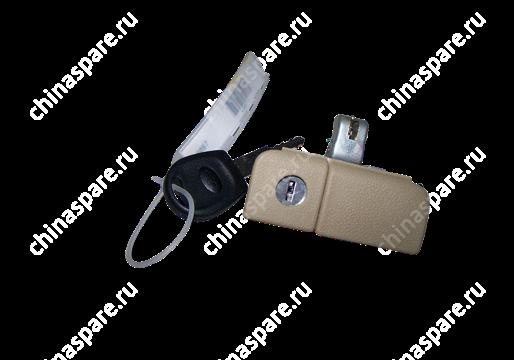 B148CB5305510BA Lock-glove box Chery Cross Eastar