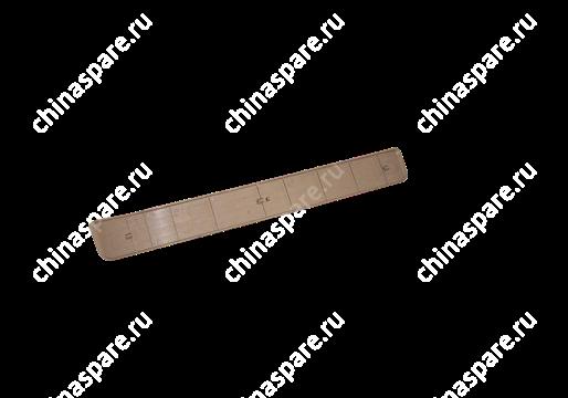 B145101037BA Накладка порога плст. Chery Cross Eastar