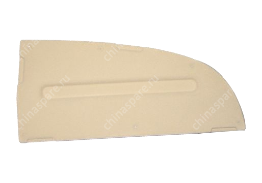 B145101087 Right cover-luggage Chery Cross Eastar