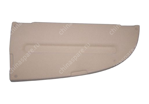 B145101087BA Right cover-luggage Chery Cross Eastar
